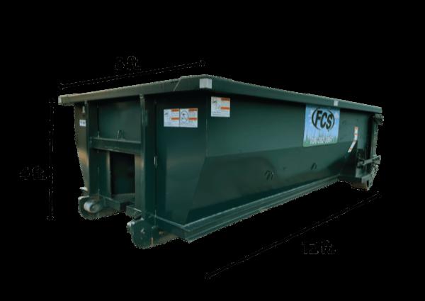 10 Yard Roll Off Dumpster